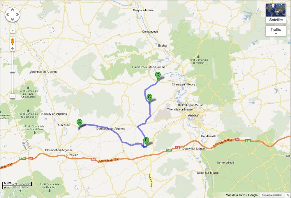 Parois-Nixeville-Germonville-Marre